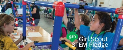 Pledge to support STEM